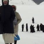 Встреча монахинь в Марксе