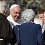 Папа Франциск: «Пожилые люди — богатство и резерв мудрости нашего народа»