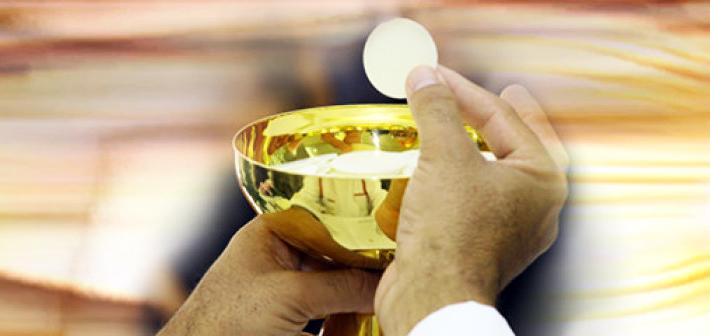 Евхаристия — источник и вершина христианской жизни