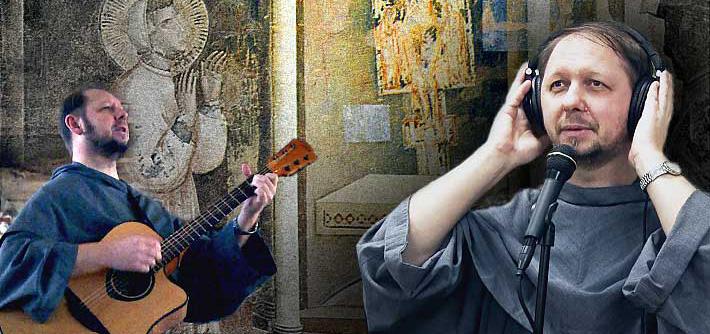 Францисканцы готовят новый альбом «Твои следы»