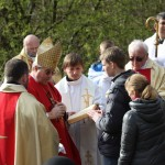 Визит Апостольского Нунция в Калининград