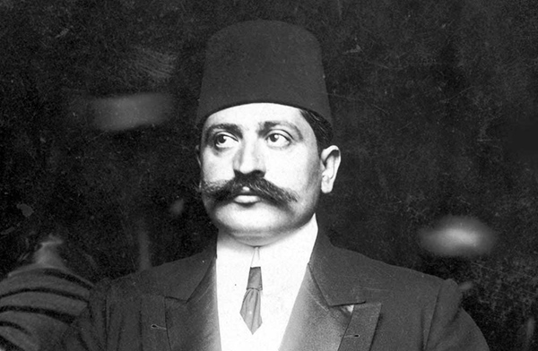 Мехмед Талаат-паша. Фото: armeniangenocide100.org