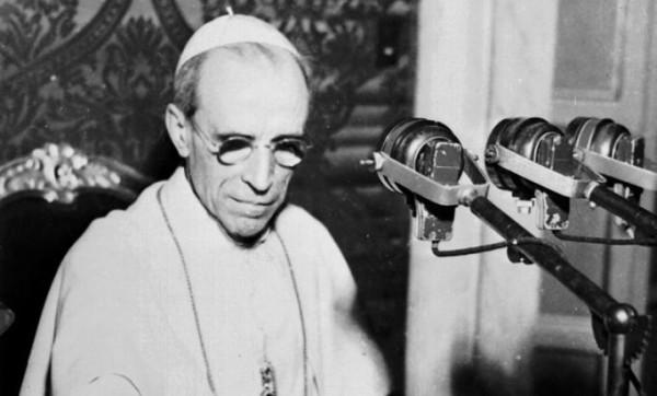 Папа Пий XII. Фото: www.bernardinai.lt