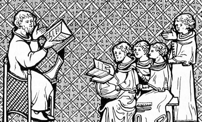 Подслушано в Григориане: шутки преподавателей об учебе и жизни