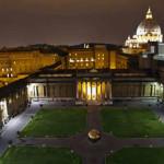 Шедевры музеев Ватикана можно будет увидеть при свете луны