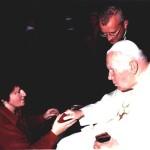 На день рождения святому Папе
