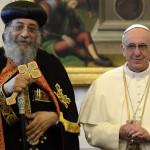 Папа обратился с посланием к Коптскому Патриарху Тавадросу II