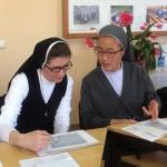 Фотоотчёт: встреча монашествующих в Омске