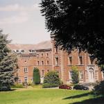 Особый обряд монашеских обетов в монастыре Шеветонь