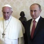Rome Reports для России: встреча Папы с Владимиром Путиным