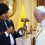 Папа Франциск: «Вера есть свет, а не идеология»
