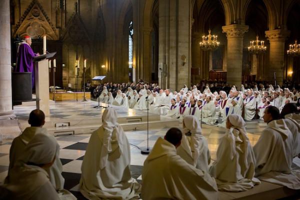 Фото: www.notredamedeparis.fr