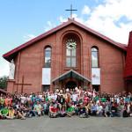 В Новосибирске прошла Всероссийская встреча молодежи