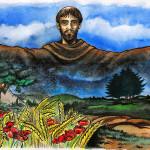 Любить природу: следуя за опытом св. Франциска