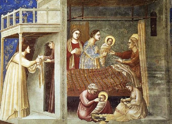 8 сентября — Рождество Пресвятой Богородицы