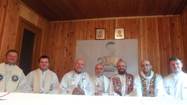 Реколлекции для монашествующих. Якутск, 3-8 августа 2015 г.