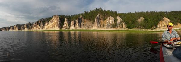 Столбы на Амге - невероятные красоты Якутии.