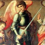 29 сентября — свв. Архангелы Михаил, Гавриил и Рафаил