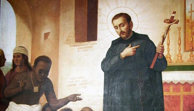 9 сентября — св. Петр Клавер