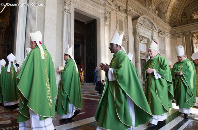 Что такое Синод? Отвечает Папа Франциск