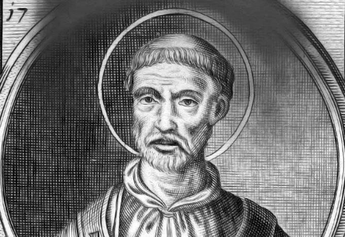 14 октября — св. Каликст I, Папа и мученик