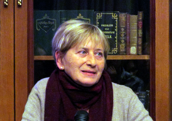 Ольга Седакова. Фото: Светлана Журавлева