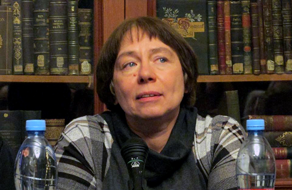 Ирина Языкова. Фото: Светлана Журавлева