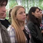 Видео: VII Всероссийская встреча молодежи в Новосибирске