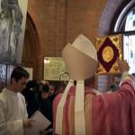 Открытие Святых врат в Новосибирске