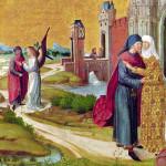 8 декабря — торжество Непорочного Зачатия Пресвятой Девы Марии