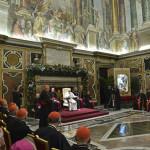 24 добродетели Франциска: милосердие как основа жизни Церкви