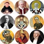 15 ересей и святые, им противостоявшие