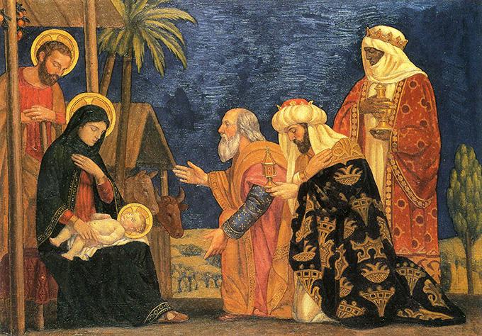 6 января — Торжество Богоявления