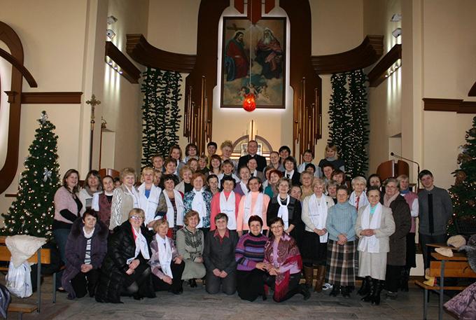 Встреча Движения «Матери в молитве» в Белоруссии