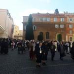 Папа — монашествующим: о послушании, терроризме сплетен и кризисе призваний