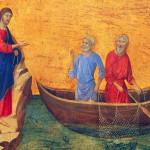 Лодка Петра. Размышление с газетами в руках