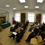 12 марта — Ежегодные богословские чтения в память об о. Бернардо Антонини в Петербурге