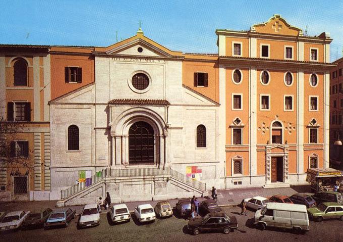 Russicum войдёт в состав Папского Восточного Института