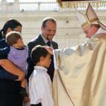 8 апреля состоится презентация увещания Папы Франциска Amoris Laetitia о любви в семье