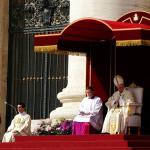 «Научи меня быть милосердной!» Размышление над проповедью Папы в праздник Божьего Милосердия