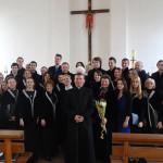 Тульский приход посетил хор кафедрального собора Москвы
