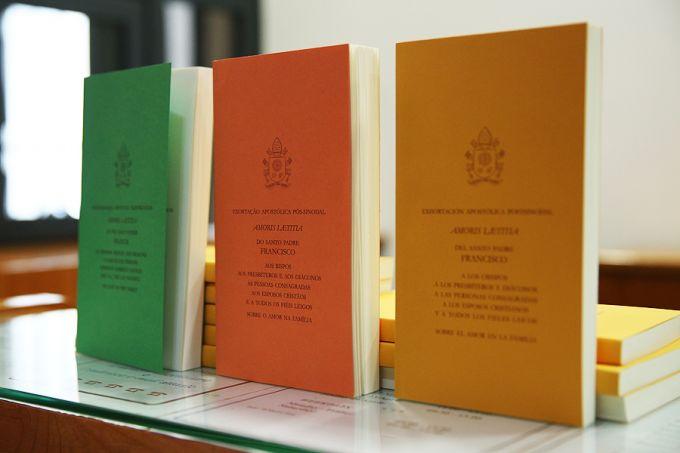 Опубликовано апостольское увещевание Папы Франциска о любви в семье