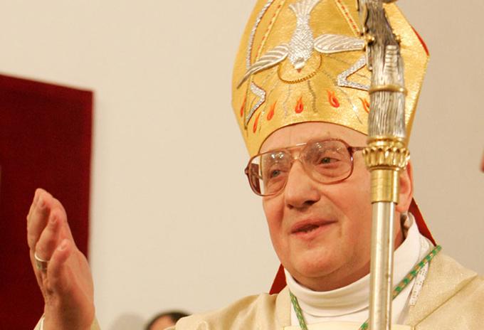 Архиепископ Тадеуш Кондрусевич: «Будьте носителями Божьего милосердия в нашем жестоком мире»