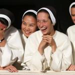 2 минуты с монахинями меняют жизнь