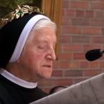 60 лет монашеских обетов с. Адели Пекутовской, CSSE