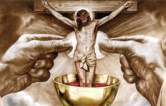 Corpus Christi: в этом хлебе реально присутствует Христос