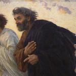 Эжен Бюрнан и его образ Воскресения Христова