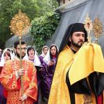 Мощи св. Григория Просветителя в Москве
