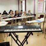Семинар по литургической музыке проходит в Новосибирске