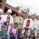 25 лет епископского служения Иосифа Верта отпраздновали в Новосибирске